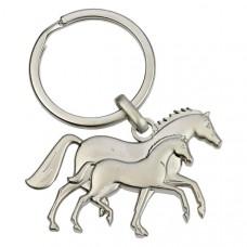 Брелок для ключей, лошадь с жеребенком Happy Ross