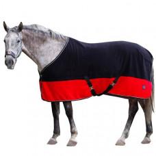 Попона флисовая с подпузными ремнями Horse One