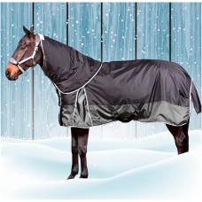 Зимняя попона с капором HORSE ONE Base Winter