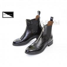 Ботинки кожаные с молнией спереди Skip & Richi Boots