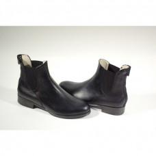 Ботинки кожаные с молнией сзади Skip & Richi Boots