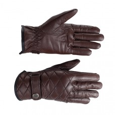 Перчатки кожаные Horze SELENA