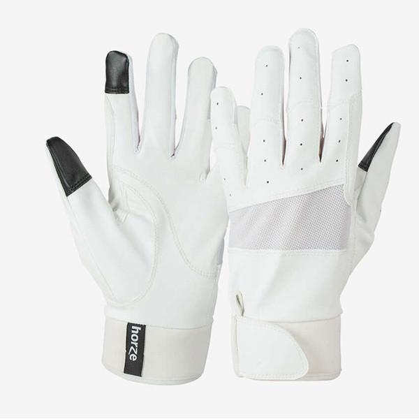 Эластичные перчатки с неопрен. манжетами Horze