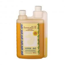 Horse Bio Витамин Е BioLiq Active на основе льняного масла, 1л