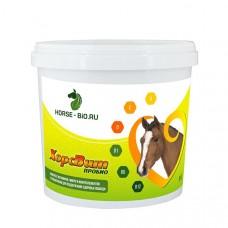 """Horse Bio """"ХорсВит Пробио"""" витаминизированная подкормка с пробиотиком, 700 г"""