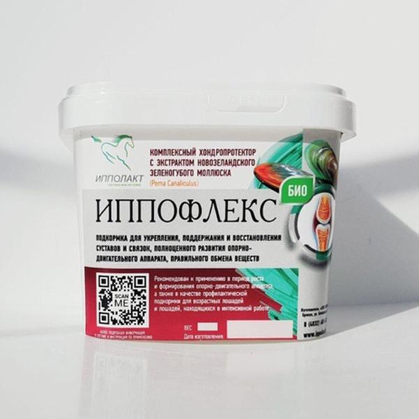 Иппофлекс БИО хондропротектор, 640 гр