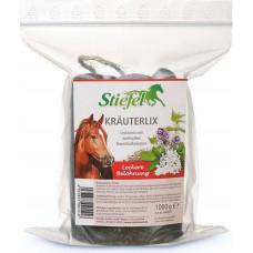 Леденец на веревке для лошади Stiefel KRAUTERLIX, 1кг