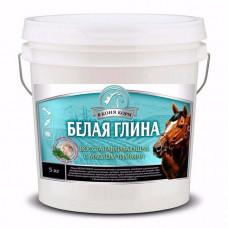"""Глина белая восстанавливающая """"В коня корм"""", 5 кг"""