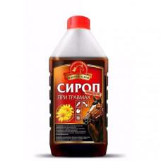 """Сироп ПРИ ТРАВМАХ """"В коня корм"""", 1 литр"""