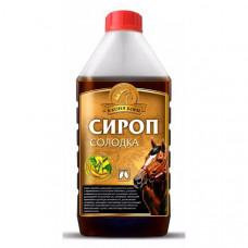 """Сироп СОЛОДКА """"В коня корм"""", 1 литр"""