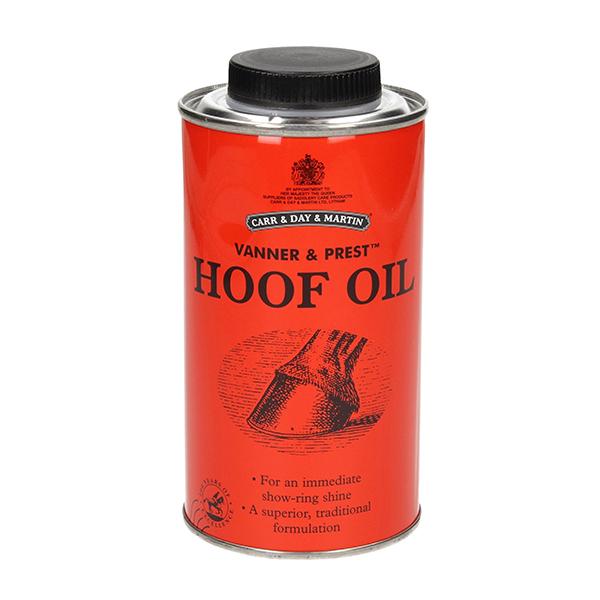 Масло для копыт HOOF OIL CDM, 500 мл