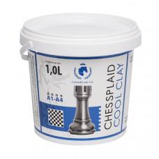 Глина охлаждающая Cool Clay ChessPlaid Co., 1 кг