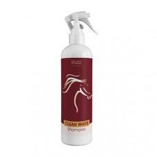 Clean White Dry Shampoo - Сухой шампунь спрей Over Horse, 400 мл