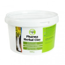 Глина двойного действия Pharma Herbal Clay, 2 кг